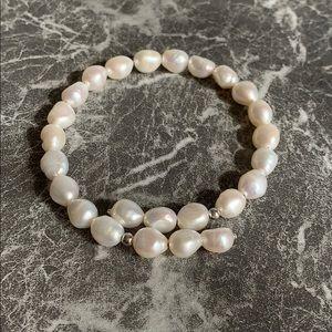 Jilco Pearl Cuff Bracelet NWT